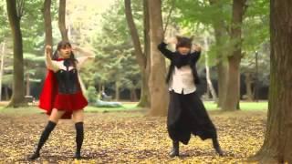 AKB48チームA、岩田華怜と元AKB48森川彩香のユニット(サメもち)の踊っ...