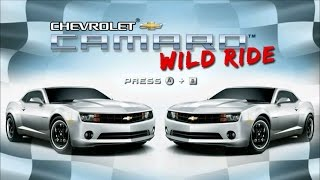 Chevrolet Camaro: Wild Ride - Wii Gameplay