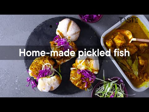 Cape Malay Style Pickled Fish | Woolworths TASTE Magazine