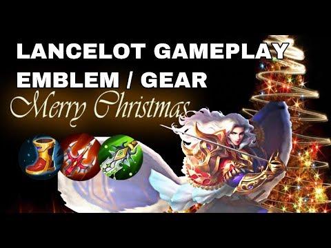 Christmas Carnival Lancelot.Download Lancelot Christmas Maniac Mythic Gameplay Emblem