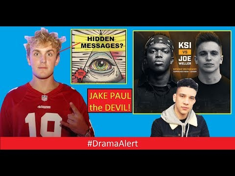 Jake Paul DEVIL! #DramaAlert BTS & RiceGum? KSi EXPOSES Joe Weller Best Friend Elliot Crawford!