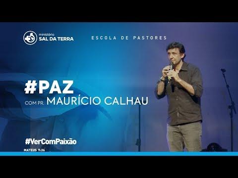 Mauricio Calhau -Escola de Pastores