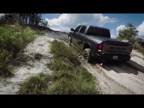 2017 Ram Rebel Off-Road Test Drive First Look