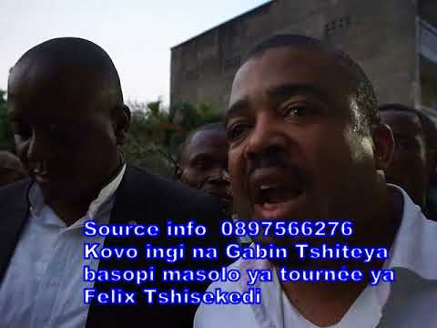 Duo kovo ingila, Gabin Tshiteya mpo na départ ya régime kabila