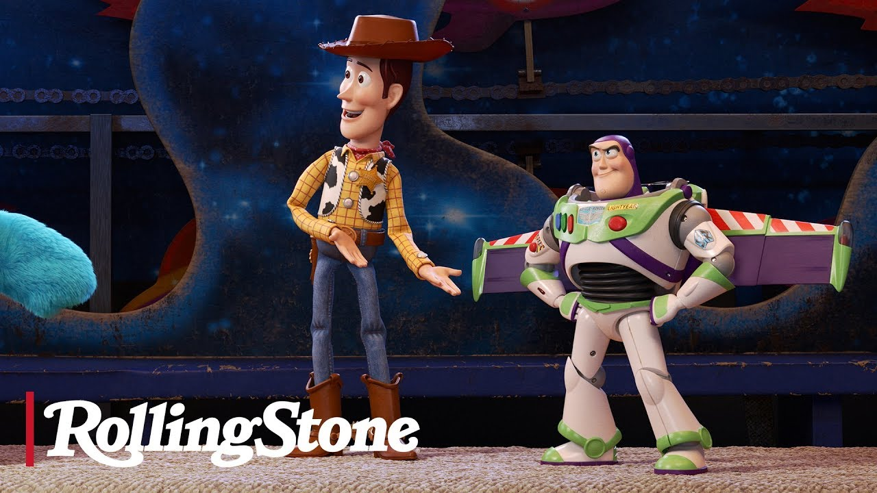 Toy Story 4 Trailer, Stranded on a Deserted Island with Sesame Street | RS News 3/19/19