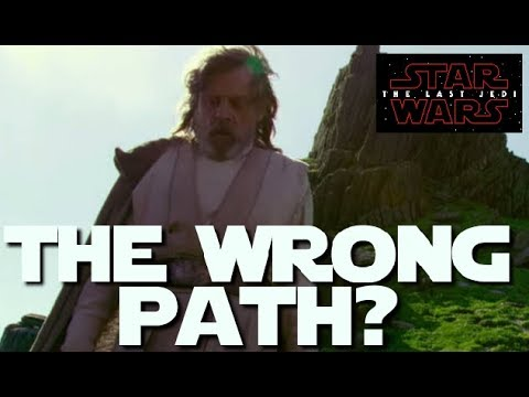 The Last Jedi: Do we have it all wrong?
