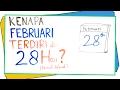 Kenapa Hanya Terdapat 28 Hari di Februari? (29 Hari Saat Kabisat)