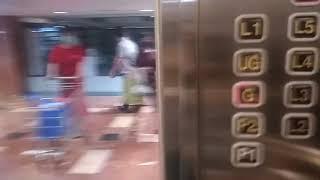 (QUICK RIDE 2020) LG Elevators At Mall Taman Anggrek Jakarta