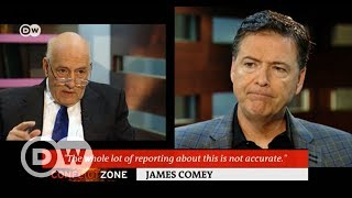 Самое откровенное интервью экс-главы ФБР: Джеймс Коми о Трампе и Клинтон - Conflict Zone на русском