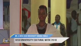 Ezekiel Mutua At Kisii Uni - Mr. & Miss Kisii University Finale Live Stream