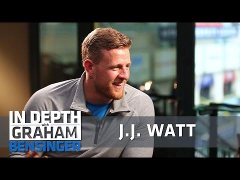 J.J. Watt: OK Google, How Do I Spend $100 Million?