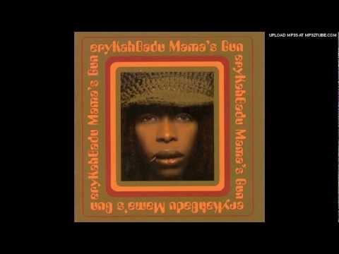 Erykah Badu  Bag Lady(Album version)