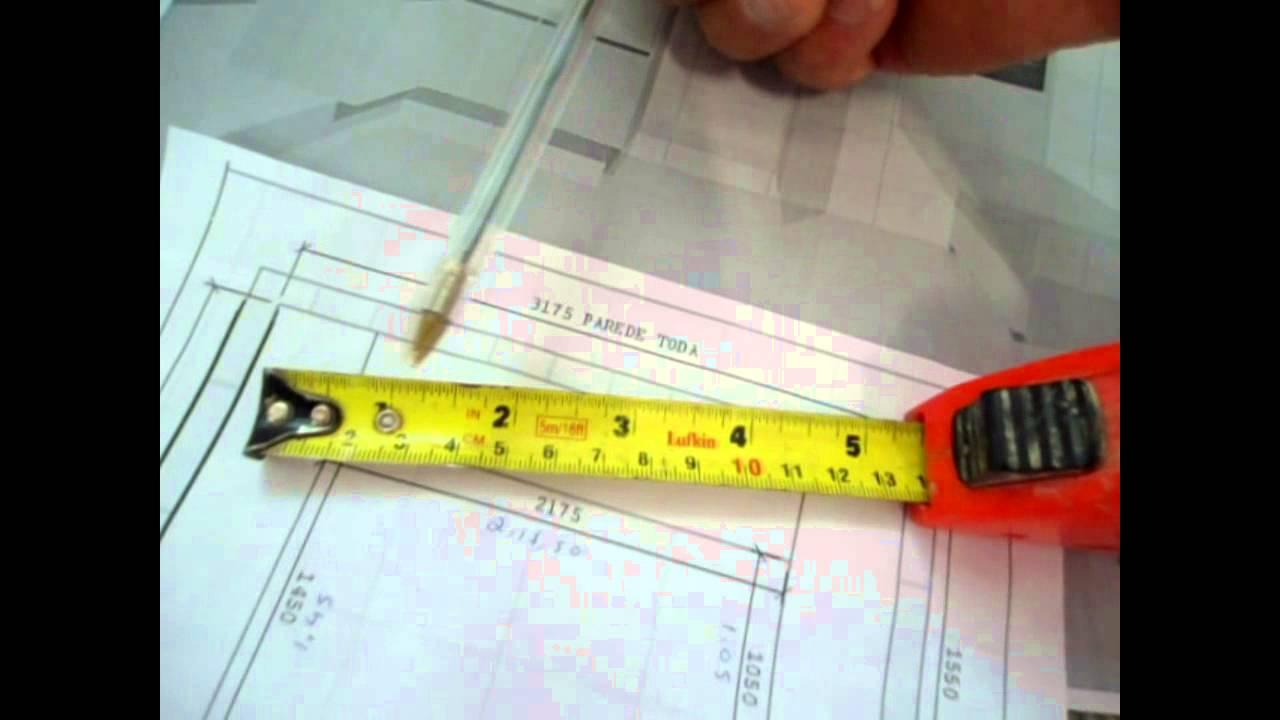 Como Fazer A Interpretacao De Medidas Em Milimetros Para Cm