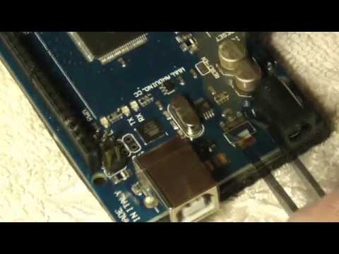 Arduino Mega 2560 Repair DIY