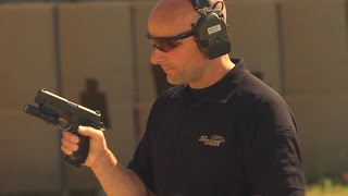 Keys to Pistol Shooting Success - Shooting Tips from SIG SAUER Academy