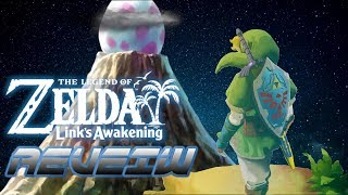 Link's Awakening Switch Review!