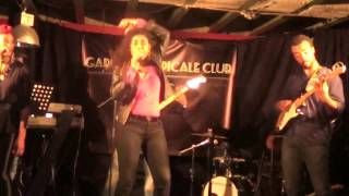 "TANYA ST VAL ""calin"" live 2014 zouk"