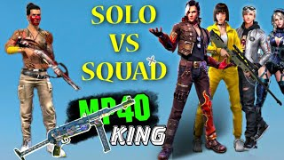 SOLO VS SQUAD BEST PRO GAMEPLAY WITH GROZA 17 KILLS GARENA FREEFIRE 2019