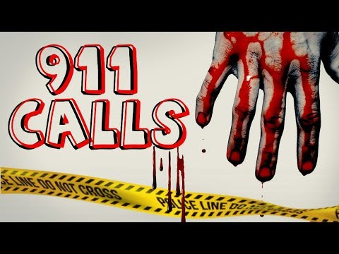 2 EXTREMELY DISTURBING CALLS MADE TO 911 EMERGENCY