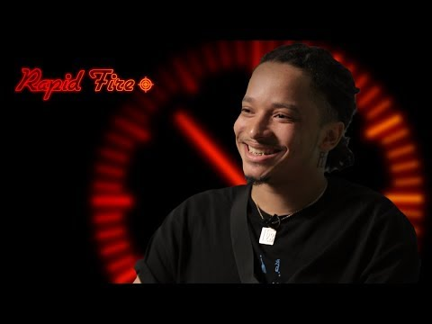 Levy Grey Answers Personal Questions Under 60 Seconds | Rapid Fire