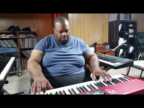 """""""Where Is Your Faith In God"""" (Rev. James Cleveland) Performed By Darius Witherspoon (7/25/17)"""