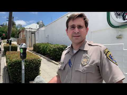 Parking enforcement operating above the law