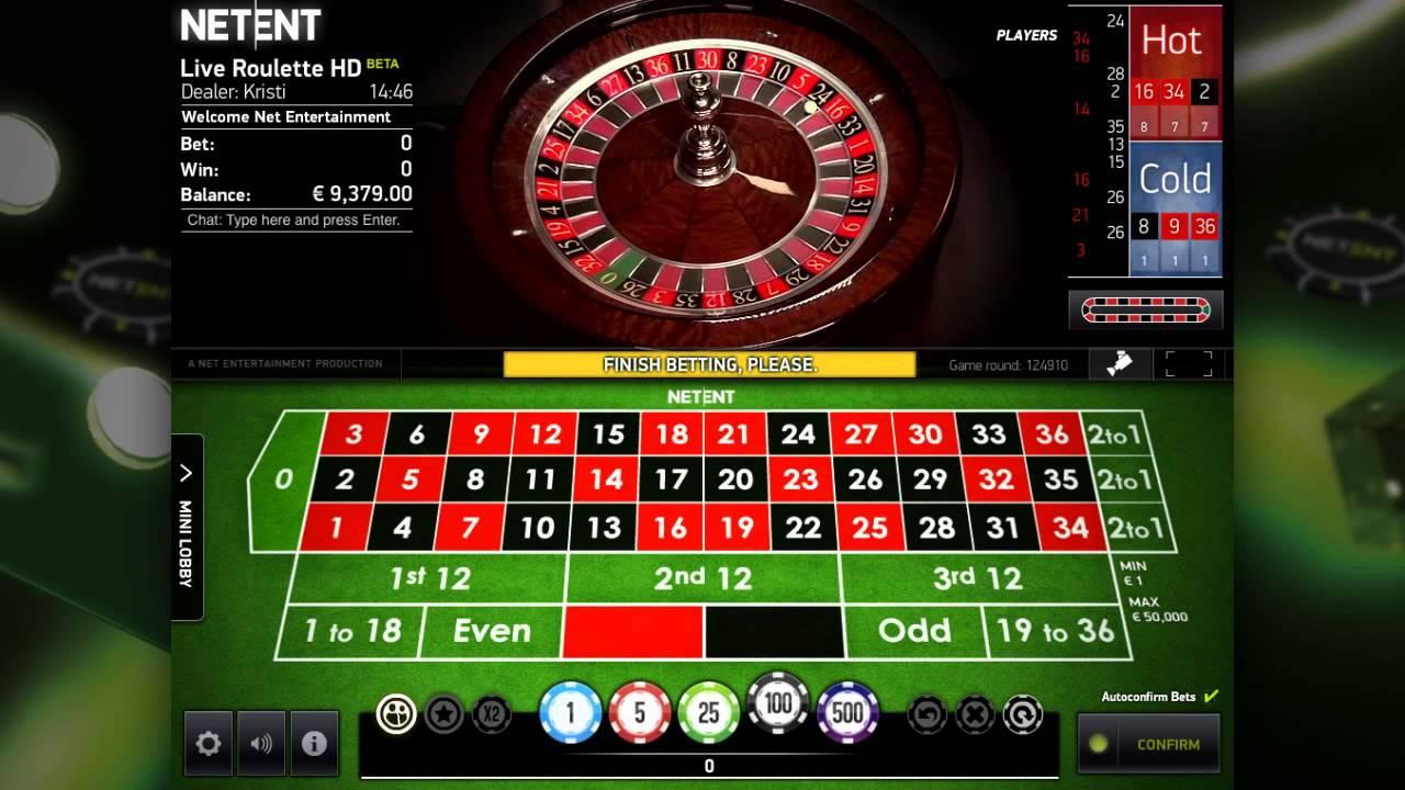 Online Roulette Live