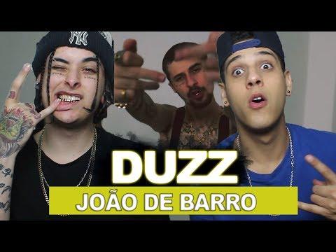 Duzz - João de Barro (Official Music Video) | REACT / ANÁLISE VERSATIL ft Gabriel Rodrigues