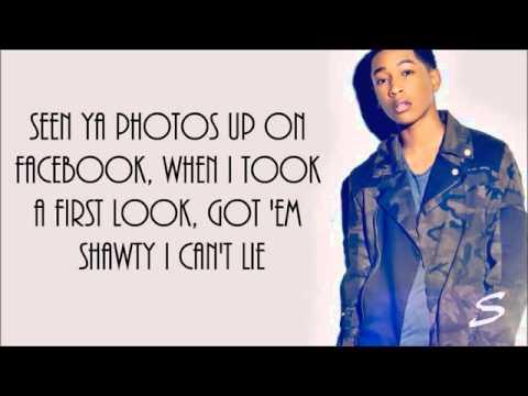 Mindless Behavior - Pretty Girl Lyrics Ft. Jacob Latimore And Lil Twist
