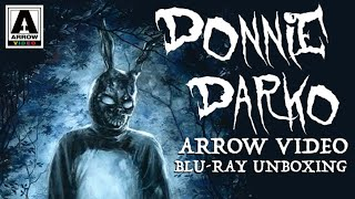 DONNIE DARKO ARROW VIDEO BLU-RAY UNBOXING!