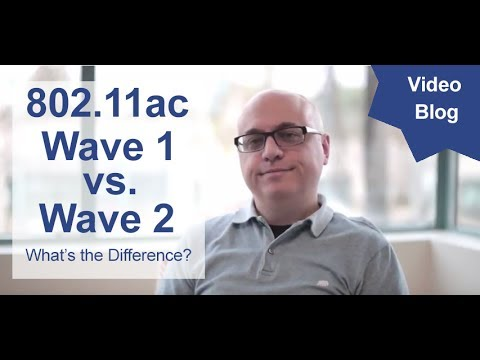 802.11ac Wave 1 vs Wave 2- What