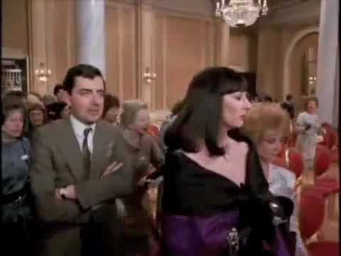 Anjelica Huston - Grand High Witch (Best moments 3)