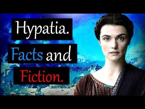 Hypatia of Alexandria: The (REAL) history of antiquities greatest female philosopher.