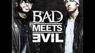 Bad Meets Evil-Echo Eminem ft. Royce Da 5