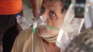 В Индии назревает настоящая гуманитарная катастрофа.