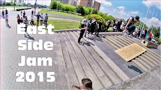 east side jam 2015 lublin poland rolki agressive rolerblading by ceus