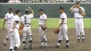 1994年夏決勝 佐賀商vs樟南 10/20 福岡真一郎 検索動画 29