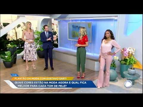 Gustavo Sarti Esclarece Dúvidas Dos Telespectadores Do Hoje Em Dia