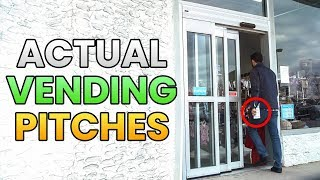 Pitching my Vending Machines to Local Businesses! (Finding Location Secrets)