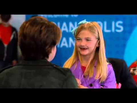 The Fault In Our Stars Deleted Scene - What's in your nose?