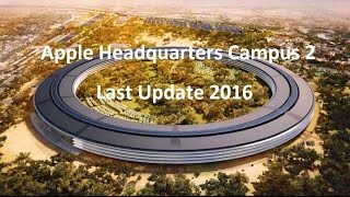 Apple Headquarters Campus 2 - General Info - finishing on Q4 2016
