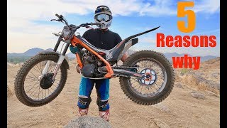 WHY YOU NEED TO BUY A TRIALS BIKE! !(5 EXCUSES)