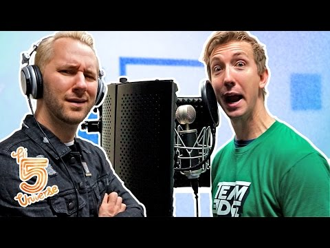 Chad's Diss Track On Hi5 Studios!