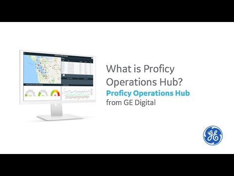 What is Proficy Operations Hub