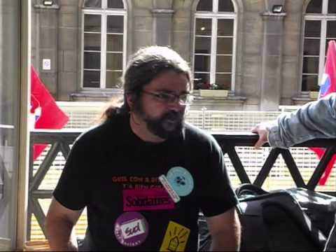 DEMANTELEMENT DE L'HÔPITAL- DIEU A PARIS AU PROFIT D'UN HÔTEL DE LUXE