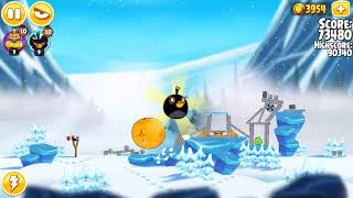 Angry Birds Seasons, Ragnahog, 1-14, 92820
