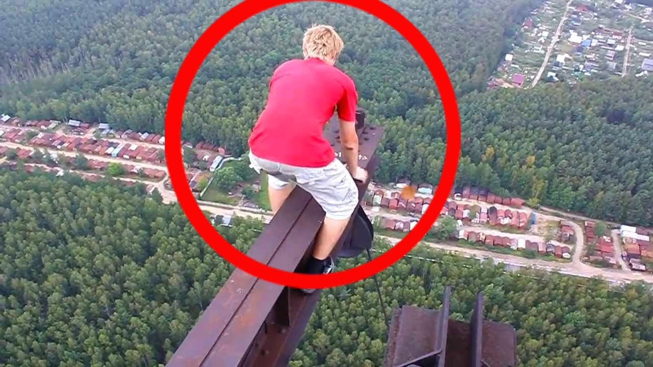 Download 25 LUCKIEST PEOPLE CAUGHT ON CAMERA