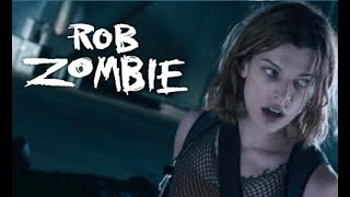 Rob Zombie - The Girl Who Loved The Monsters MUSIC VIDEO