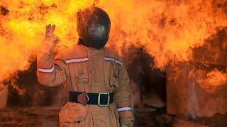 «Вызов инноватора» - боевой костюм пожарного!