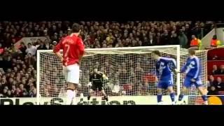 Cristiano Ronaldo vs Dynamo Kiev H 07-08
